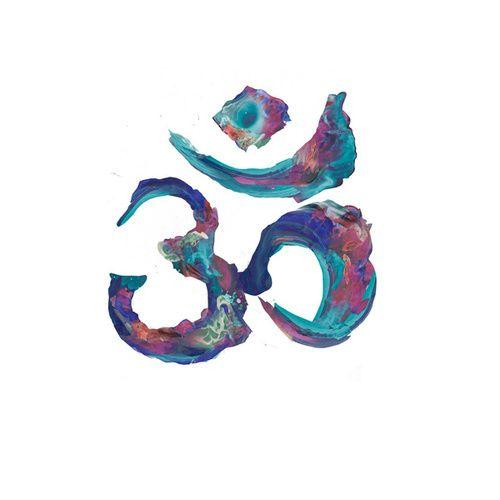 Hindu, om symbol, beautiful colours | My life... Art and ...
