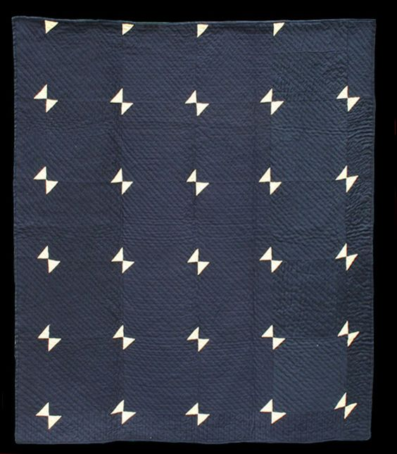 Unknown Amish Quilt Maker  Canada  72 x 84 inches  Circa 1900  Wools