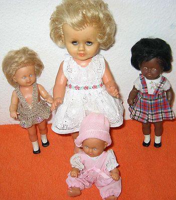 4  niedliches Schildkröt-Puppen