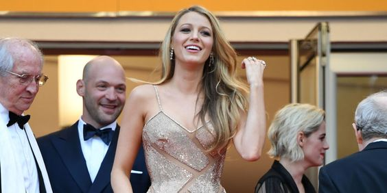 Blake Lively Body - Blake Lively Diet and Fitness Routine