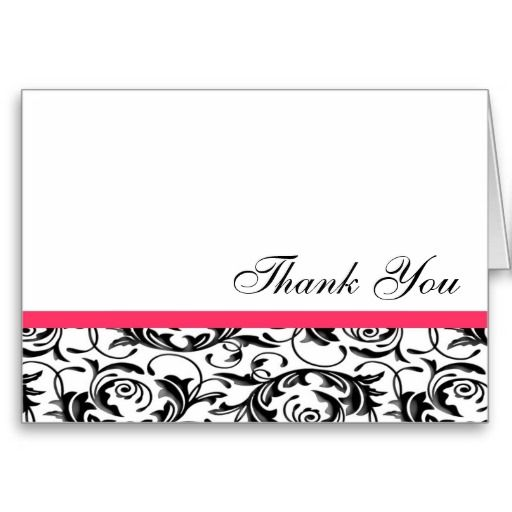 >>>This Deals          	Hot Pink Damask Wedding All Occasion Thank You Greeting Cards           	Hot Pink Damask Wedding All Occasion Thank You Greeting Cards in each seller & make purchase online for cheap. Choose the best price and best promotion as you thing Secure Checkout you can trust Buy ...Cleck Hot Deals >>> http://www.zazzle.com/hot_pink_damask_wedding_all_occasion_thank_you_card-137762478239198677?rf=238627982471231924&zbar=1&tc=terrest