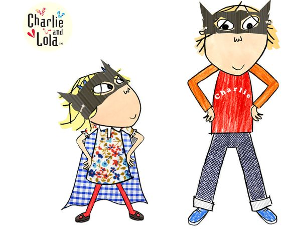Charlie And Lola | Disney Junior | Things To Wear | Pinterest | Disney Jr  And Illustrators Part 13