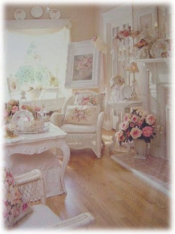 Guest Room Ideas Shabby Sheek