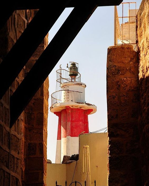 WEBSTA @ sve_tlo - War is not the answer for only love can conquer hate #маяк #travel #israel #jaffa #telaviv #lighthouse #маякинг