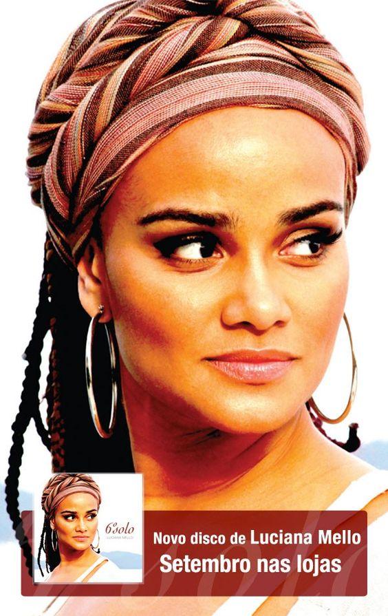 minha cantora favorita brasileira, Luciana Mello