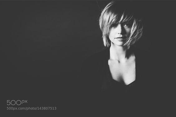 Lea B&W by reneflindt
