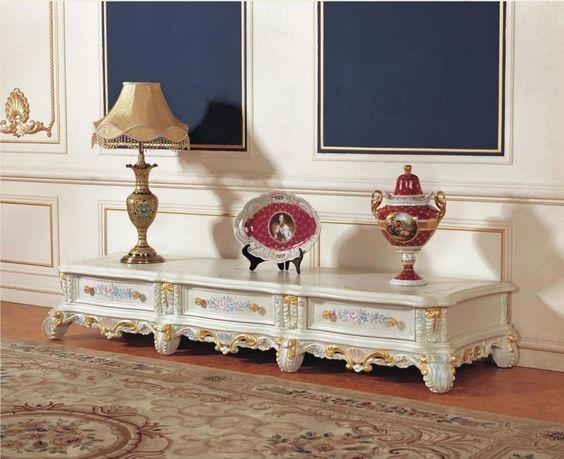 Estilo italiano de muebles de sala muebles antiguos for Muebles estilo italiano