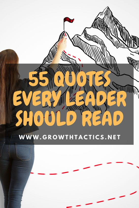 55 Quotes for Vision, Integrity, Communication, Change, Problem-Solving