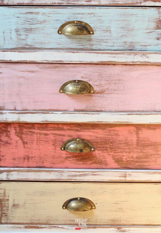 Vintage & Chic · Blog decoración. Vintage. DIY. Ideas para decorar tu casa: Cosas del taller Vintage & Chic · From the V&C workshop