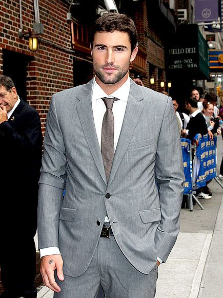 Brody Jenner-every man looks way better in a suit!!!!