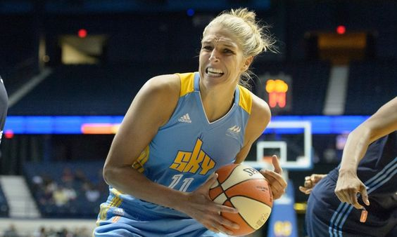 Elena Delle Donne day-to-day with thumb injury = During the Chicago Sky's Wednesday loss against the Washington Mystics, superstar forward Elena Delle Donne left the game with a thumb injury and did not return. Delle Donne played just eight minutes before.....