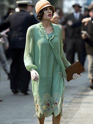 The Changeling 2008 1920s Fashion Fashion Costume Design