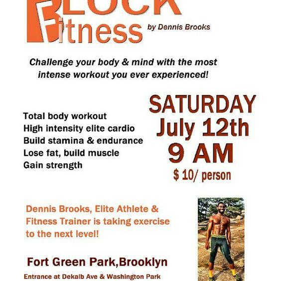 Block Fitness Rocks!