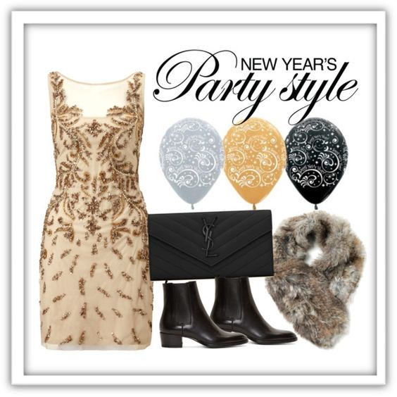"""""""New Years Eve Party Style"""" by erinforde on Polyvore"""