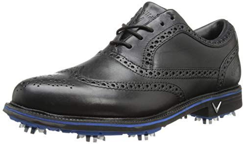 To Balance Stability With Comfort These Mens Apex Tour M Golf Shoes By Callaway Utilize Multi Density Materials From The Outsole Through The Mid Sole