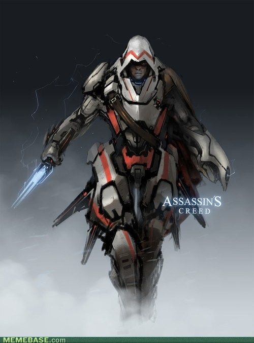 Assassin's Creed 3000