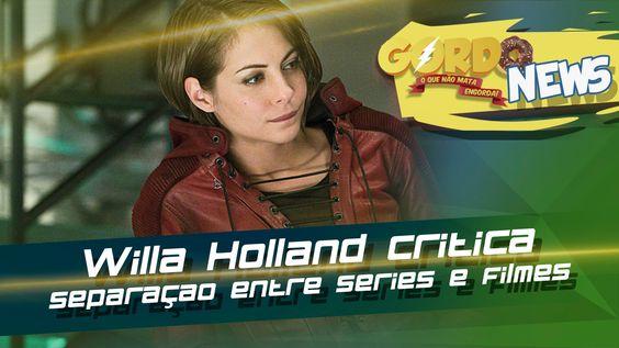 Arrow - Willa Holland critica separação entre séries e filmes