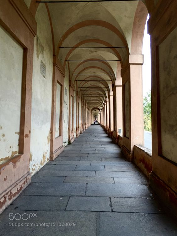 San Luca - the longest colonnade in the world by ElioAbbondi #architecture #building #architexture #city #buildings #skyscraper #urban #design #minimal #cities #town #street #art #arts #architecturelovers #abstract #photooftheday #amazing #picoftheday