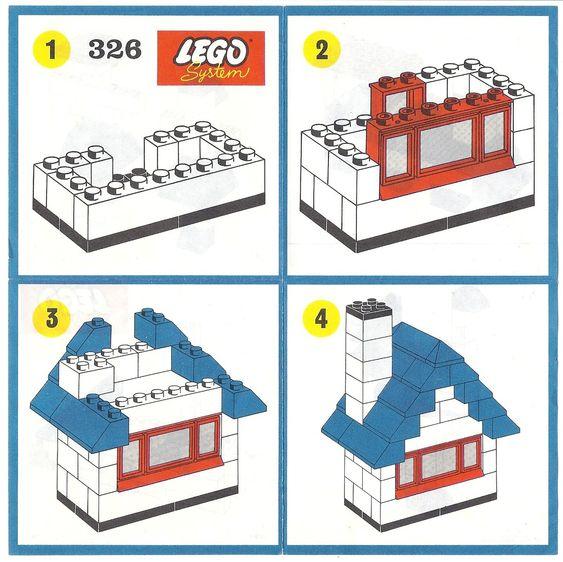 Lego instructions...LOTS of Lego instructions
