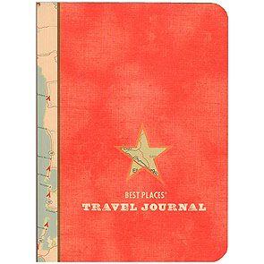 Elegante diario de viaje - Las Escapadas