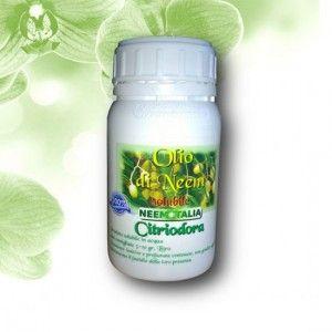 olio di neem citriodora 250ml