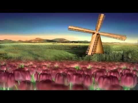 Video Background Full Hd Windmill Youtube Video Background Background Windmill