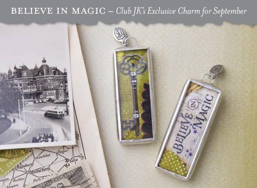 September Club JK, believe in magic. #falljewelry