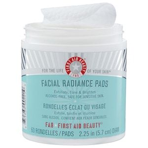 Shop First Aid Beauty's Facial Radiance Pads at Sephora. They exfoliate, tone, and brighten all skin types.