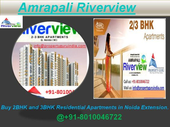 http://www.amrapali-riverviewnoida.in/ Amrapali group presents new project in Noida Extension for those people who love to live in natural atmosphere with nature beauty. The project name is Amrapali Riverview centered on your requirements residences in Noida Extension.