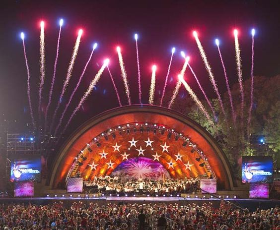 4th of july boston pops