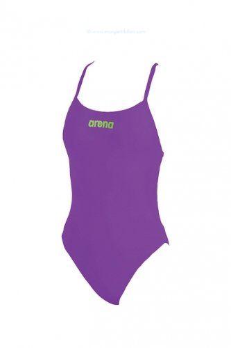Arena - Maillot de bain natation une pièce Mast High violet - 36: Amazon.fr: Sports et Loisirs