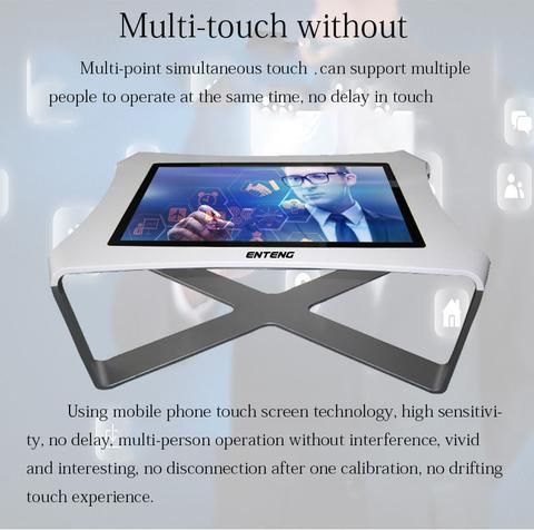 2018 New Smart Touch Side Table 90 Off Limited Whisky Gentry Touch Table Touch Touch Screen Technology