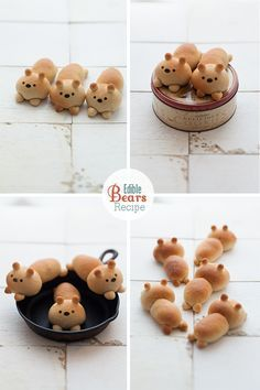 I am writing this blog because I want people from around the world to be delighted by recipes using the edible parts of bears.