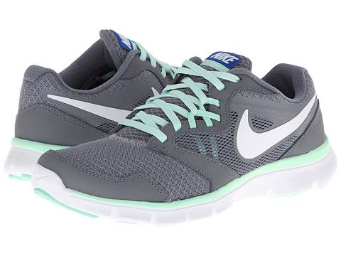 nike flex experience grey and mint green Nike flex experience run cool ...