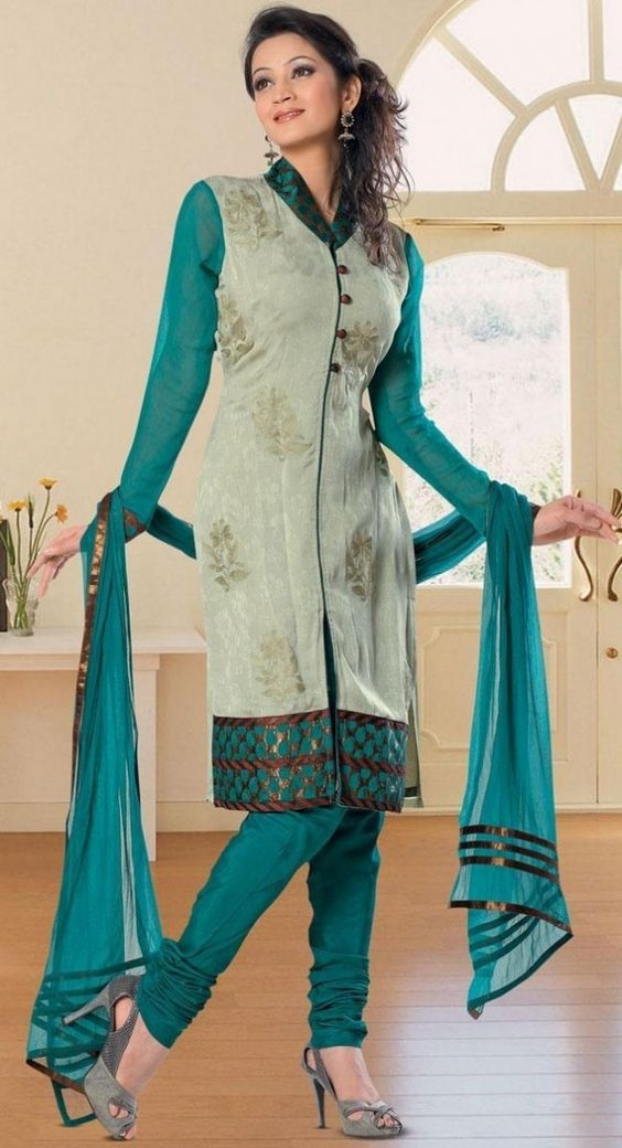 Latest Salwar Kameez Designs & Salwar Kameez Neck Designs, Latest