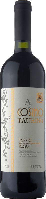 Salento Rosso Cosimo Taurino A 64 IGT - salute.pl