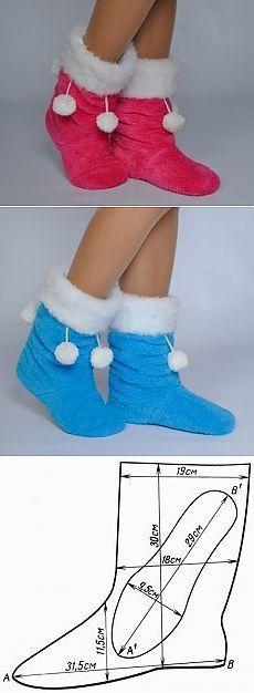 Coser el calzado confort.