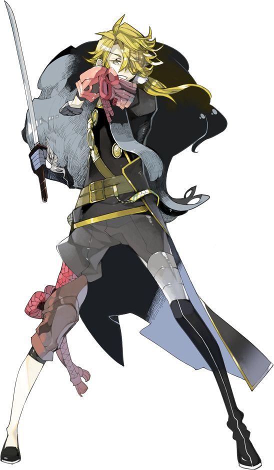 Shishiou - Touken Ranbu Wiki