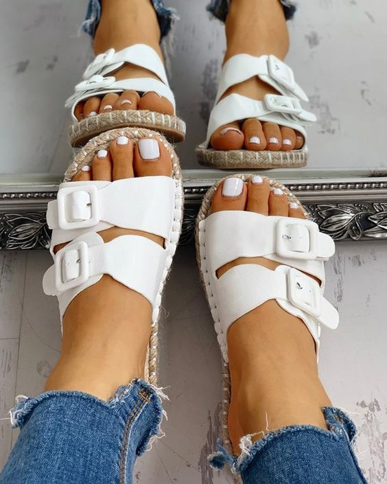 29 Summer Casual Sandals To Not Miss shoes womenshoes footwear shoestrends