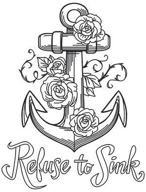 Bold Thoughts Refuse To Sink Urban Threads Unique And Awesome