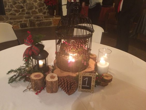 Church christmas banquet table decor pintersty things i