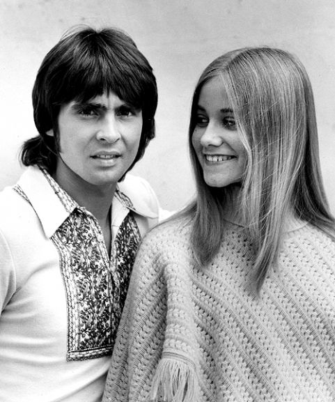 My all-time favorite Brady Bunch episode! ~ Davy Jones & Marcia Brady circa 1971