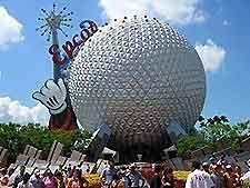 Epcot, Disney World: