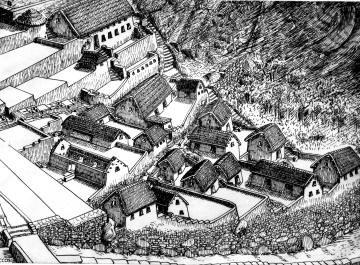 peru historia cultura luis ccosi dibujos machu picchu parte 7