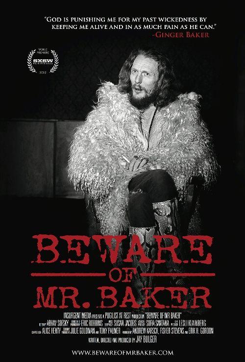 Ryan's Smashing Life: Beware of Mr. Baker