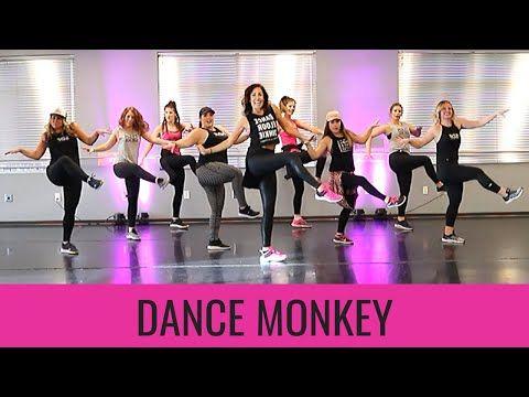 Dance Monkey Tones And I Shine Dance Fitness Youtube Dance Workout Videos Dance Workout Dance