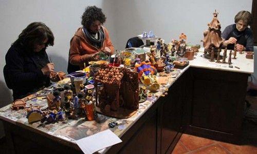 VIII Exposição de Presépios de Artesãos de Estremoz