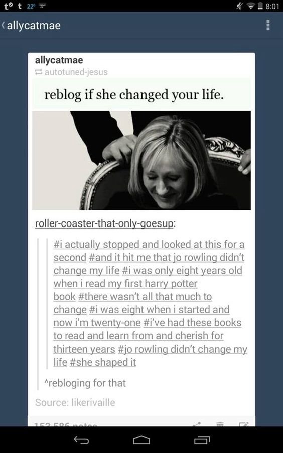 Love this so much. #jkrowling