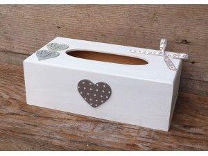 Bo te mouchoirs deco romantique boite mouchoir for Deco boite a mouchoir