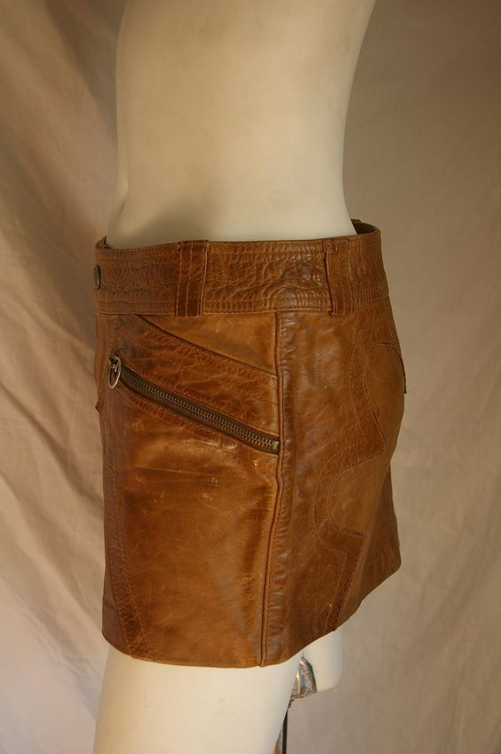 diesel leather mini skirt skirts can wear